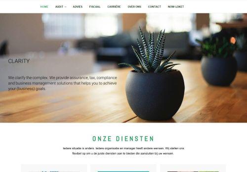 Screenshot van 010accountants.nl