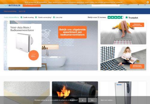 Screenshot van 123boiler.nl