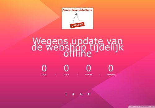 Screenshot van 123shoponline.nl