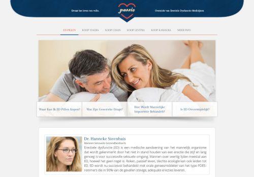 Screenshot van 1apotheek.com