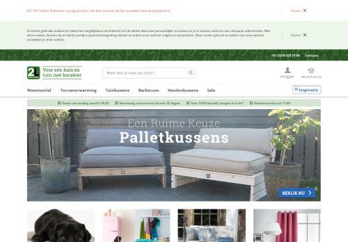 Screenshot van 2lhome.nl