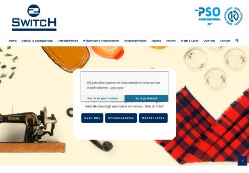 Screenshot van 2switch.nl