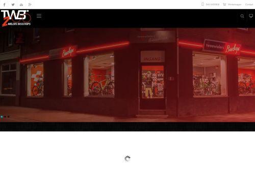 Screenshot van 2wielersbisschops.eu