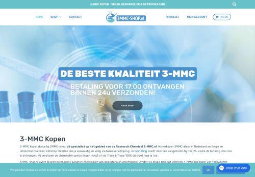 Screenshot van 3mmc-shop.nl