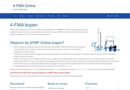 Screenshot van 4fmp-online.nl