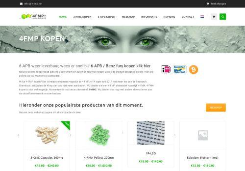 Screenshot van 4fmp.net