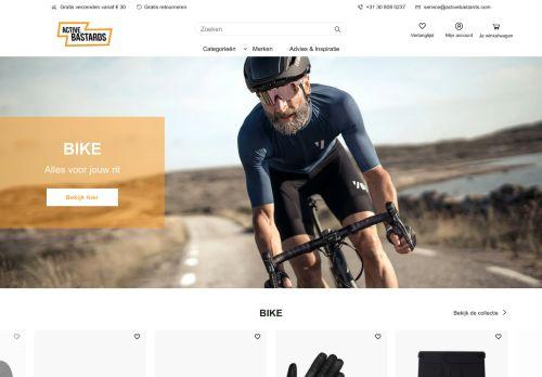 Screenshot van activebastards.com