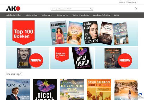 Screenshot van ako.nl