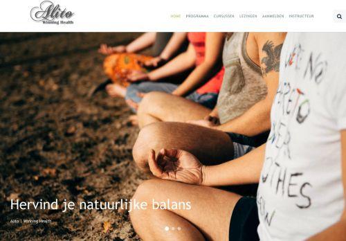Screenshot van alito.nl