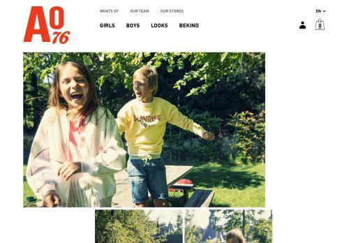 Screenshot van ao76.com
