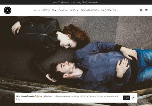 Screenshot van apollo-fashion.nl