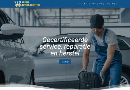 Screenshot van auto-katalysator.nl