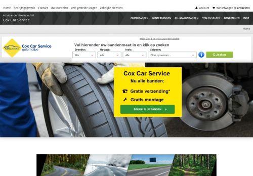 Screenshot van autobanden-helmond.nl