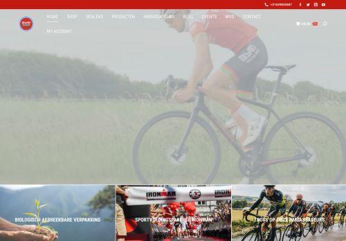 Screenshot van b-y-e.nl
