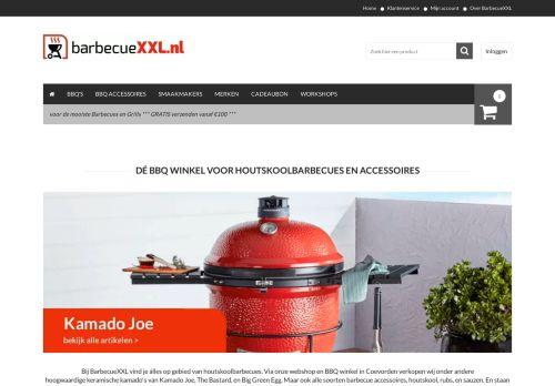 Screenshot van barbecuexxl.nl
