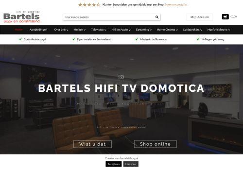 Screenshot van bartelstilburg.nl