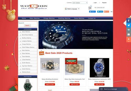 Screenshot van battywatches.com
