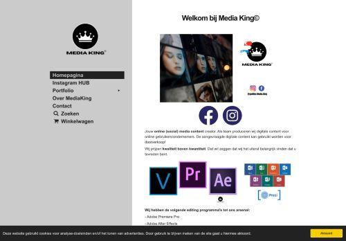 Screenshot van baulo.nl