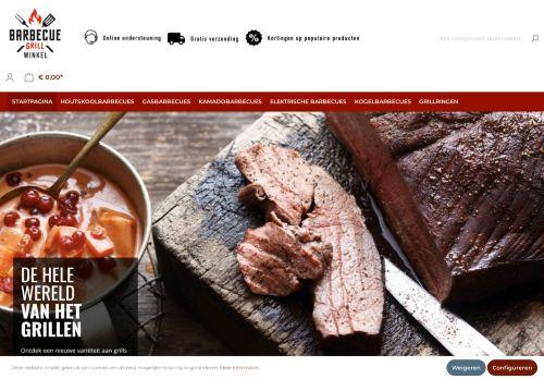 Screenshot van bbq-grill-winkel.nl
