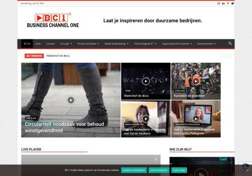 Screenshot van bc1.nl