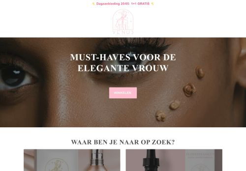 Screenshot van beauty-styles.nl