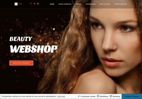 Screenshot van beauty-webshop.be