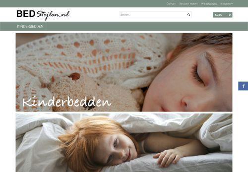 Screenshot van bedstijlen.nl