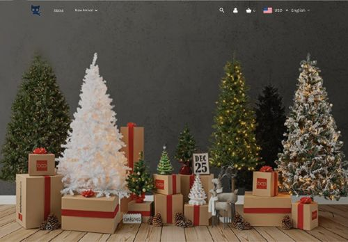 Screenshot van aleemaa.com